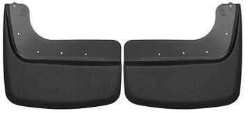 Picture of Husky Mud Guards - Rear - Ford 2011-2016 DRW