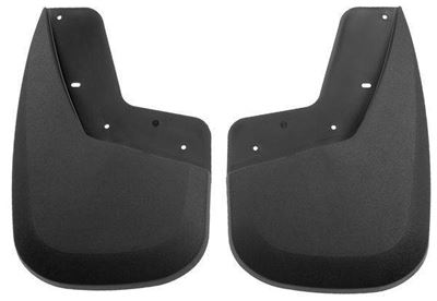 56801 - Husky Mud Guards - Front - GM 2007-2014
