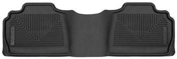 Picture of Husky Floor Mats - 2nd Floor Liner - GM 2007-2014 Crew Cab/Extended Cab