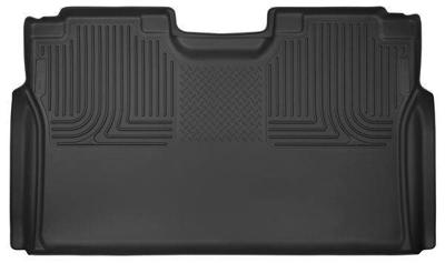 53491 - Husky Floor Mats - 2nd Floor Liner - Ford 2017-2018 Crew Cab w/o Storage Box