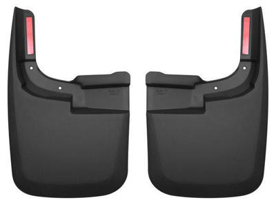 58461 - Husky Mud Guards - Front - Ford 2017-2018
