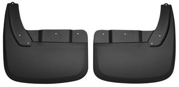 Picture of Husky Mud Guards - Rear - Dodge 2010-2018 DRW