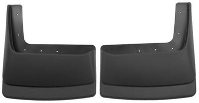 57071 - Husky Mud Guards - Rear - Dodge 2003-2009 DRW Quad/Standard Cab
