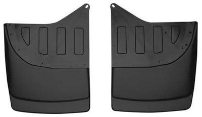 57351 - Husky Mud Guards - Rear - GM 2001-2007 DRW