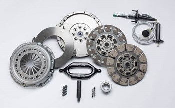SDD3250-GKCB - South Bend Clutch & Flywheel - 750HP / 1500 lbs-ft - Dodge 2005.5-2018 G56