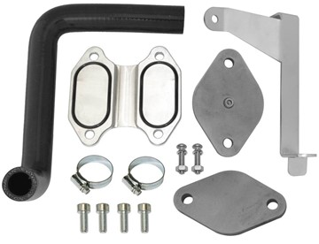 FloPro 301001 EGR & Cooler Delete Kit - Dodge 2007.5-2009