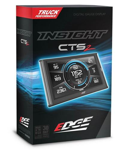 84130 - Edge Products Insight CTS2 Digital Gauge Monitoring System