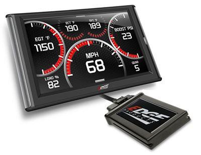 31500 - Edge Juice w/ Attitude CTS2 - Color Touch Screen - Dodge 1998.5-2000