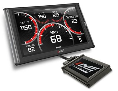 11501 - Edge Juice w/ Attitude CTS2 - Color Touch Screen - Ford 2003-2007