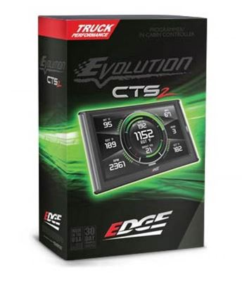 85400 - Edge Products Evolution CTS2 Diesel Programmer - Fits most Dodge, Ford and GM Duramax diesel trucks.