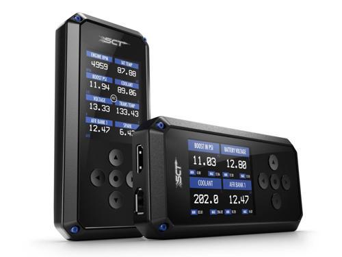 40490 - SCT BDX Performance Programmer - Fits Dodge, Ford, & GM Duramax Diesels
