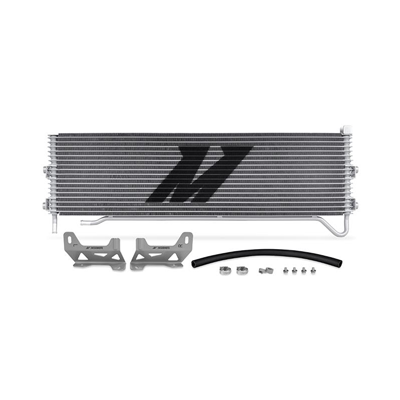 MMTC-F2D-08SL - Mishimoto's Transmission Cooler for 2008-2010 Ford Powerstroke 6.4L diesel trucks.