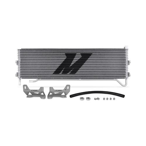 MMTC-F2D-08SL - Mishimoto's Transmission Cooler for 2008-2010 Ford Powerstroke 6.4L diesel trucks.