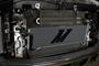 MMTC-F2D-08SL Installed - Mishimoto's Transmission Cooler for 2008-2010 Ford Powerstroke 6.4L diesel trucks.