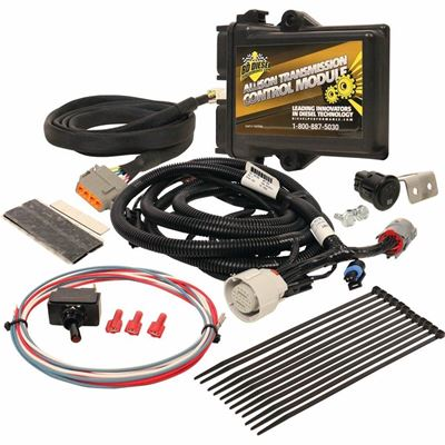 1031312 - BD Allison Lock-up & Pressure Controller - Chevy 2011-2015.5 Duramax 6.6L