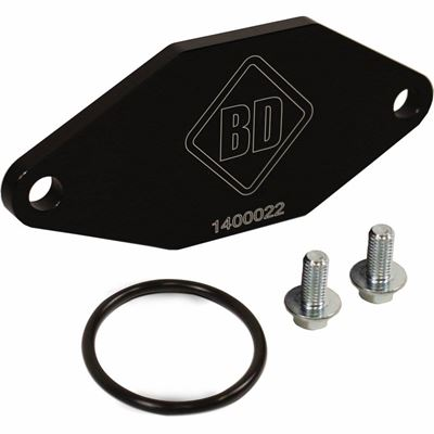 1040022 - BD Cummins Killer Frost Plug Plate - Dodge 1989-2002 5.9L