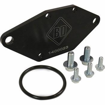 1040023 - BD Cummins Killer Frost Plug Plate - Dodge 2003-2018 5.9L/6.7L