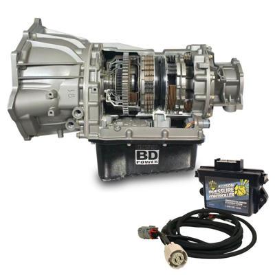 1064754 - BD Duramax Transmission c/w Pressure Controller Chevy 2011-2016 LML Allison 4wd