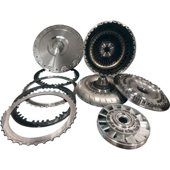 1071261 - BD HI5 Big Shaft High Stall Rebuildable Torque Converter Kit 1994-2007 47RE/48RE