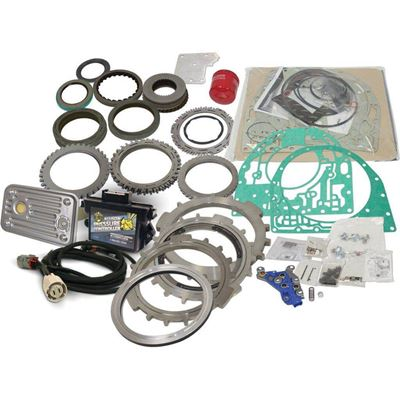 1062227 - BD Duramax Built-It Trans Kit Chevy 2011-2016 LML Allison Stage 4 with Pressure Controller