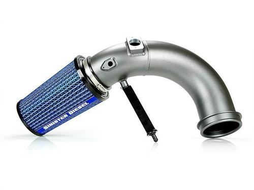 SD-CAI-6.7C-07-G - Cold Air Intake for Dodge 2007-2012 6.7 Cummins Trucks - Sinister Gray