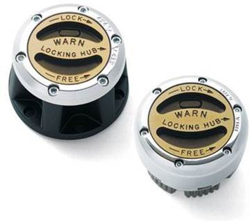 38826 - Warn Premium Hubs for 1999-2004 Ford Powerstroke 7.3L 4WD Diesel trucks.