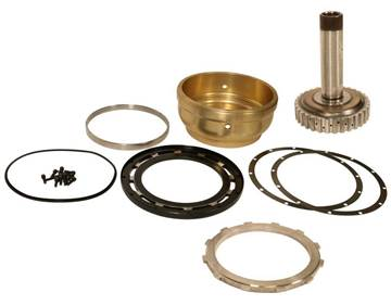1062036 - BD Diesel's BIG STACK Shaft & Drum Kit for 2007-2018 Dodge Cummins 6.7L diesels with the 68RFE Transmission