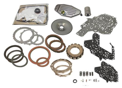 1062023 - BD Transmission Build-it Parts Kit for 2007-2018 Dodge Cummins 6.7L trucks with the 68RFE. Stage 3 - Performance