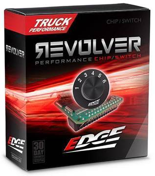 14008 - Edge Revolver chip for Ford Powerstroke 7.3L trucks