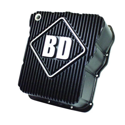 1061650 - BD Deep Sump Aluminum Transmission Oil Pan - GM 2001-2018
