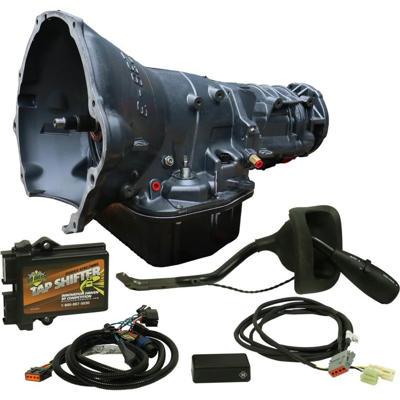 1064194FT - BD Performance Transmission w/ Tap Shifter Kit - Dodge Cummins 5.9L 2003-2004 48RE
