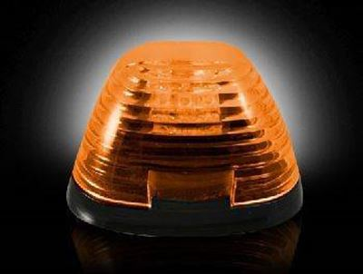 264143AM - Recon LED Cab Roof Lights - Amber/Amber - Ford 1999-2013