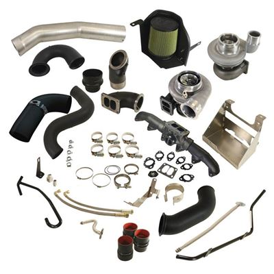 1045797 - BD Cobra Twin Turbo Kit - Dodge 2013-2018 - S366SX-E / S486SX