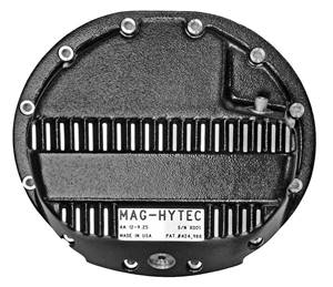 AA 12-9.25 - MagHytec Front Differential Cover for 2013-2018 Dodge Cummins 3500 and 2014-2018 Dodge Cummins 6.7L 2500 diesel trucks.