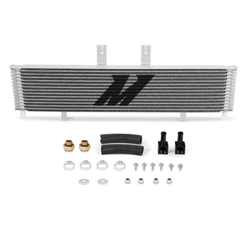 MMTC-DMAX-06SL - Mishimoto Transmission Cooler for 2006-2010 GMC/Chevy Duramax 6.6L LBZ/LMM