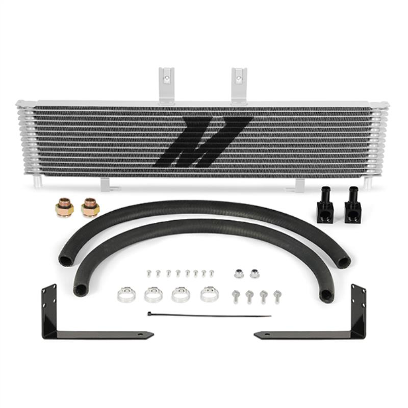 MMTC-DMAX-11SL - Mishimoto Transmission Cooler for 2011-2014 GMC/Chevy Duramax 6.6L LML