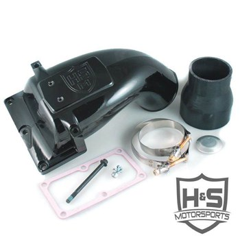 HSM212001-2 - H&S Motorsports High Flow Intake Manifold for 2007-2018 Dodge Cummins 6.7L