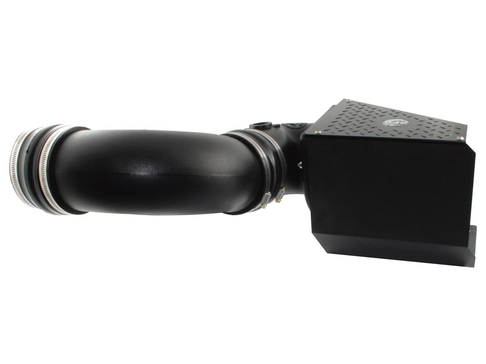 54-10882 - aFE Cold Air Intake System (Pro5R) for 2006-2007 GMC/Chevy Duramax LBZ diesel trucks.
