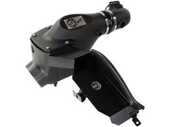 75-81265 - aFE Type Si Stage II Cold Air Intake System for 2008-2010 Ford Powerstroke 6.4L diesel trucks