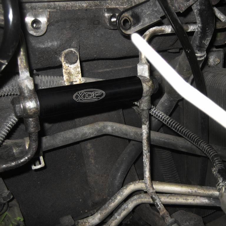 XD139 - XDP Fuel FIlter Delete Kit for 2003-2007 Dodge Cummins 5.9L diesel trucks