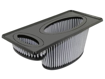31-80202 - AFE Pro-Dry-S Performance Air Filter for your 2011-2016 Ford Powerstroke 6.7L diesel
