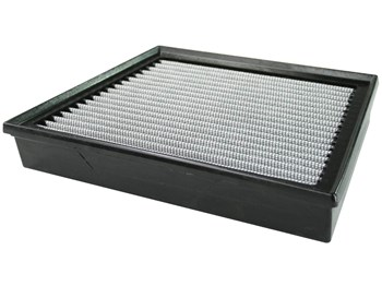 31-10209 - aFE Pro-Dry-S Performance air filter for your 2011-2016 GMC/Chevy Duramax 6.6L LML diesel