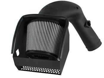 51-32412 - aFE Pro Dry S Performance Cold Air Intake System for 2013-2018 Dodge Cummins 6.7L Diesel Trucks