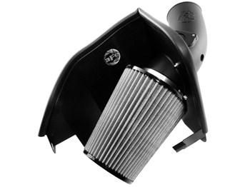 51-30392 - aFE Pro Dry S Performance Cold Air Intake System for 2003-2007 Ford Powerstroke 6.0L Diesels