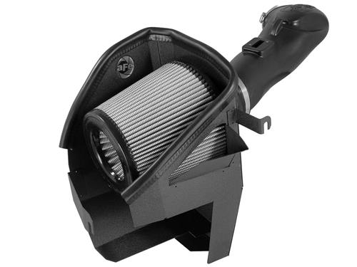 51-11872-1 - aFE Pro Dry S Performance Cold Air Intake System for your 2011-2016 Ford Powerstroke 6.7L Diesel