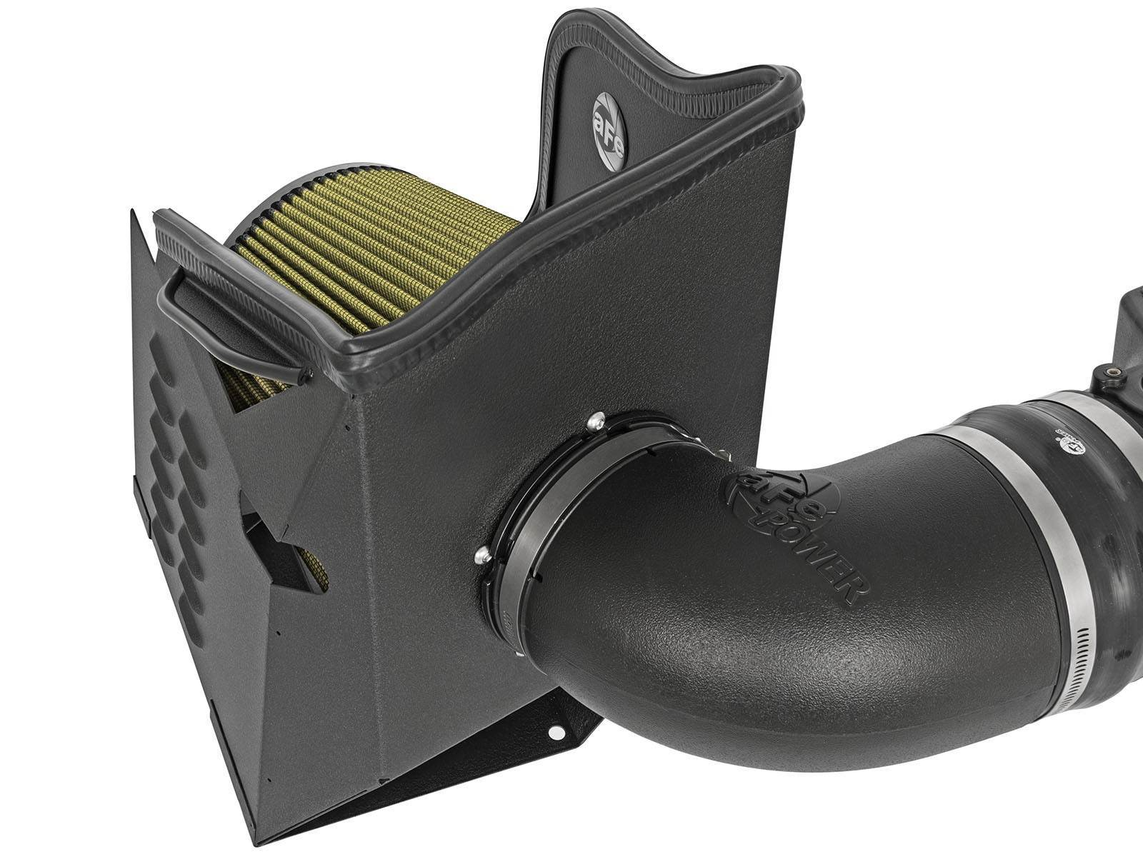 75-12322-1 - aFE Pro Guard 7 Performance Cold Air Intake Systme for 2011-2016 GMC/Chevy Duramax 6.6L LML Diesels