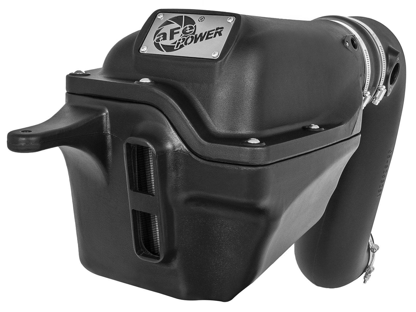 51-82032 - aFE Type Si Pro Dry S Performance Cold Air Intake System for 2010-2012 Dodge Cummins 6.7L diesels