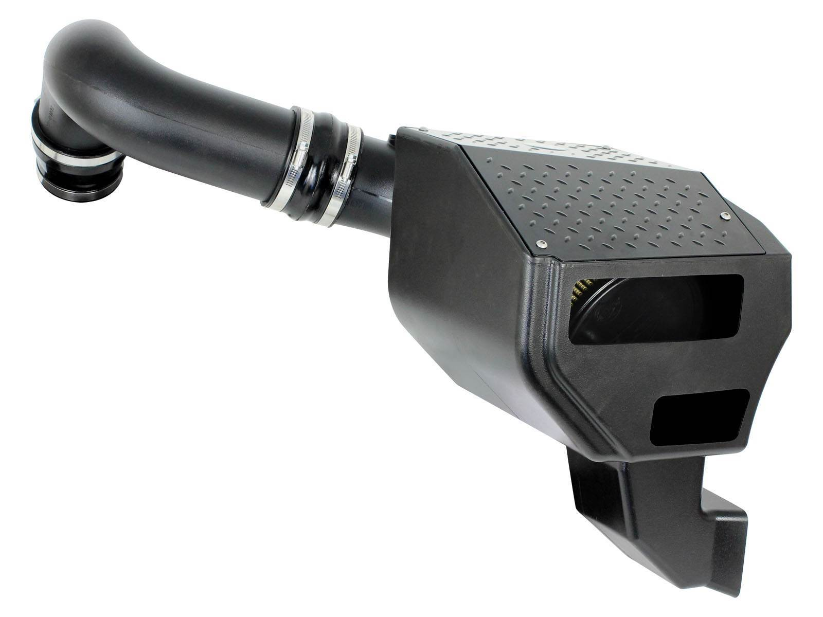75-80612 - aFE Pro Guard 7 Type Si Performance Cold Air Intake System for 2004.5-2005 GMC/Chevy Duramax 6.6L LLY diesels