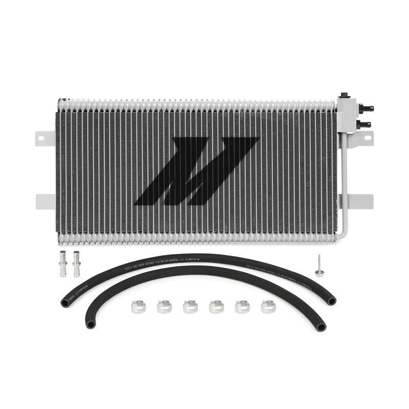 MMTC-RAM-03SL - Mishimoto Heavy Duty Transmission Cooler for 2003-2009 Dodge Cummins 5.9/6.7L diesels.
