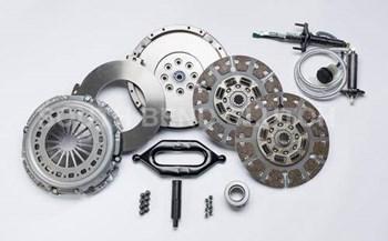 SDD3250-GK-ORG - South Bend Clutch & Flywheel - 550HP / 1100 lbs-ft - Dodge 2005.5-2018 G56 Organic